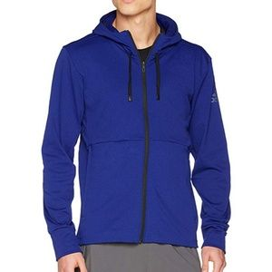 • adidas • Workout FZ Warm Full Zip Hoodie